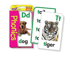 PP0034 Phonics Pocket flash card
