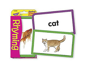 PP0058 Rhyming Pocket Flash Cards