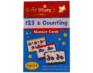 PP0077 123 & Counting Number Cards