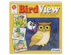 PP0117 Bird View Puzzle