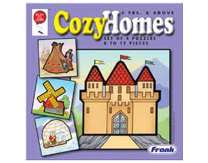 PP0130 Cozy Homes Puzzle