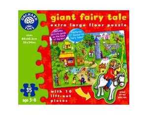PP0042 Giant Fairy Tale Puzzle