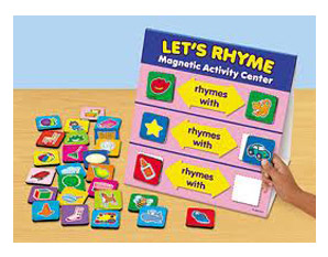 PP0056 Rhyme and Read Activity Center