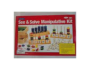 PP0076 See and Solve Manipulative Kit