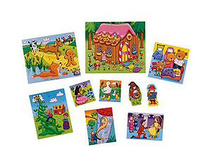 PP0132 Fairy Tale Puzzle