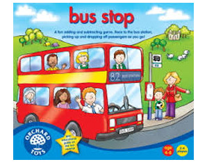 PP0157 Bus Stop Board Game