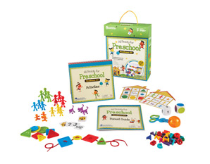 PP0265 - All ready for preschool readiness kit