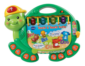 TD0023 Touch & Learn Turtle