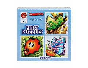 TD0033 First Puzzle Insects