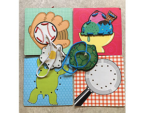 TD0056 Things That Go Together Lacing Kit