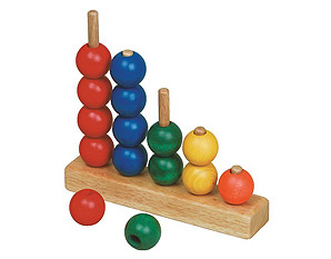 TD0073 Abacus 1 to 5