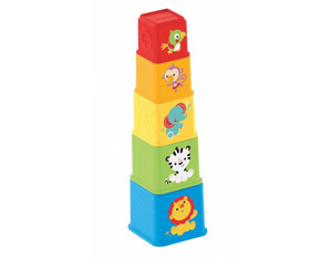 TD0181 Cube stacker